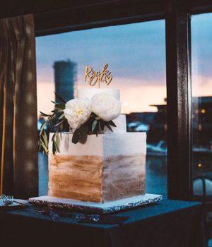 music box cool cake
