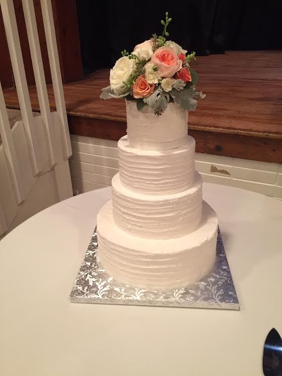Kb Confections Wedding Cakes